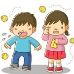花粉症の子供の病院は何科?