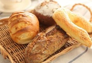 小麦パン画像