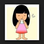 夏の胃腸風邪の症状は下痢なしや頭痛うつる?仕事が原因?アイスは?